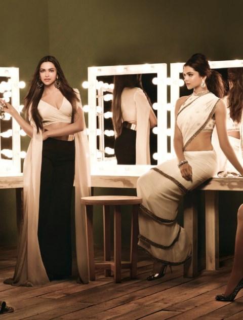 Deepika Padukone Femina Magazine Aug 2013 Hot Photoshoot