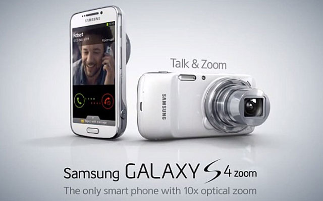Samsung Galaxy S4 Zoom  ~ Techno2know