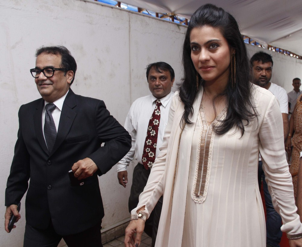 Kajol Inaugurates Neonatal Intensive Care Unit (NICU) at