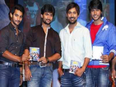 D For Dopidi Movie Audio Launch