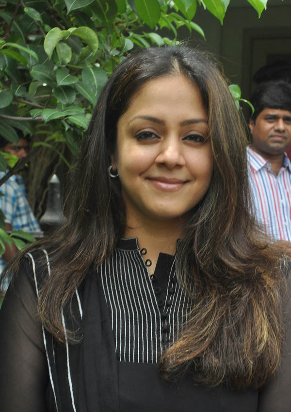 Jyothika At Paediatric Care Website Launch Photos