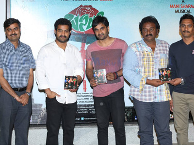 NTR releases Basanti song