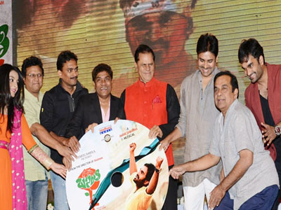 Pawan Kalyan launches Basanti audio