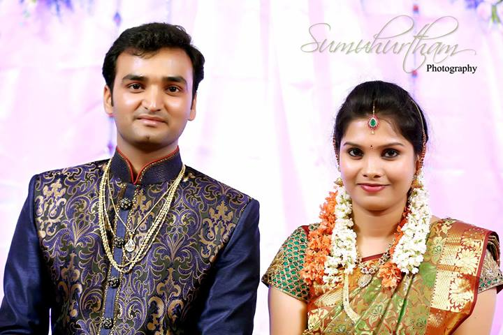 Singer Srinidhi Engagement Stills