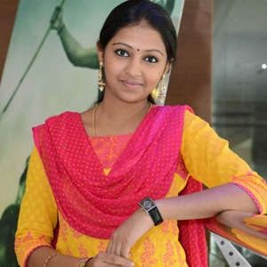 Happening actress Lakshmi Menon who hails from Kerala is giving her XI examinations in the state board that started from March 3.