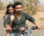 Upcoming Tamil film Anjaan featuring Suriya and Samantha in the leads has resumed its shooting in Mumbai from today, March 5th after a small break.