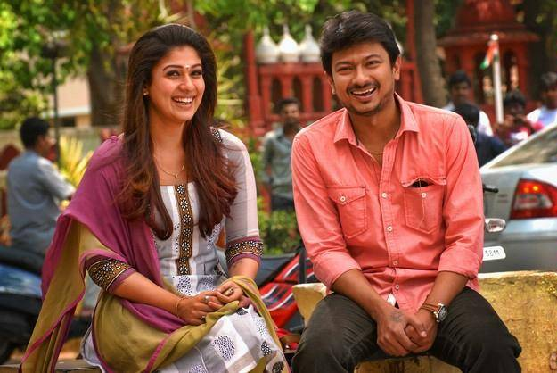 Producer turned actor Udhayanidhi Stalin's forthcoming Tamil film Nanbenda has completed its first schedule.
