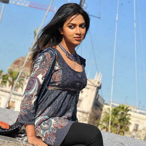 Southern actress Amala Paul, who is awaiting the release of her Jayam Ravi's Nimirndhu Nil is reported to have approached to play the second female lead in Ravi's upcoming Tamil film being directed by his brother Jayam Raja.