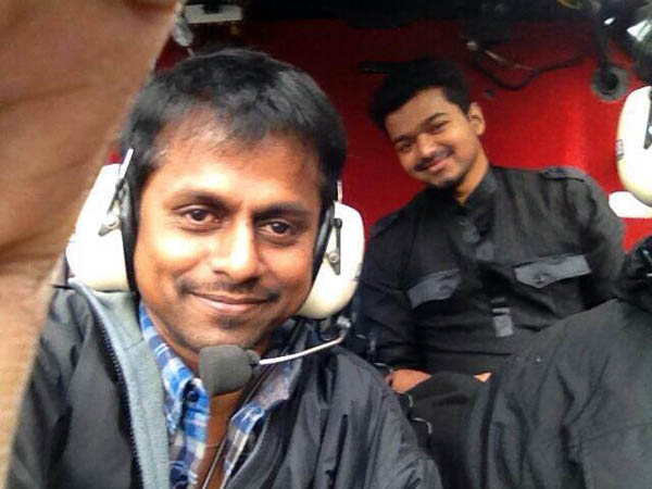 Director and producer AR Murugadoss has just confirmed that his upcoming directorial in Thuppakki combo with Vijay will be a Diwali treat.