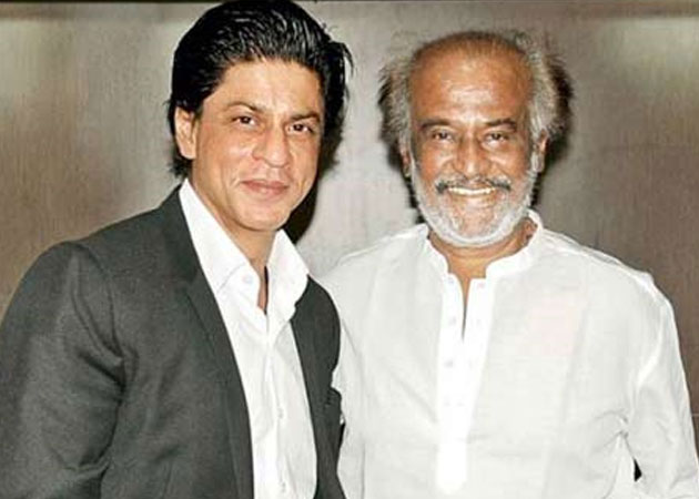 Bollywood badshah Shah Rukh Khan will grace the audio launch of superstar Rajinikanth's Tamil period-drama