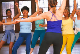 Aerobics To Loose weight step by step - YouTube