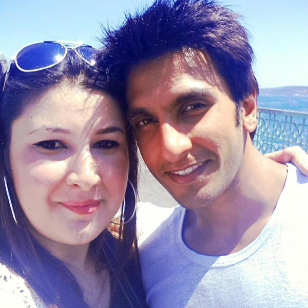 Spotted: Ranveer Singh on the sets of Dil Dhadakne Do in Istanbul!