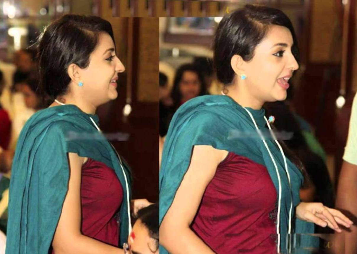 Top Actress Side View Hot OOPS Photos