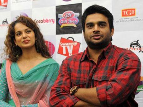 Tanu Weds Manu Season 2 return to theatres - YouTube