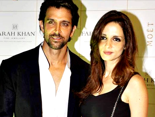 Hrithik Roshan And Sussanne Khan granted divorce - YouTube