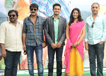 Vinavayya Ramayya Movie Opening