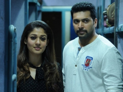 Thani Oruvan team to shoot in foreign