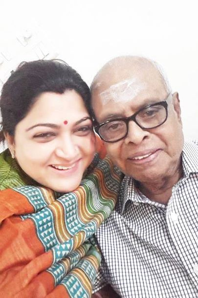 Actress Kushboo Unseen Recent Real Life Photos