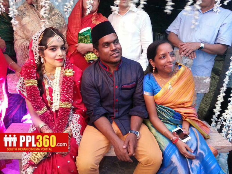 2015 Yuvan Shankar Raja Wedding Photos | Marriage Stills | PPL360