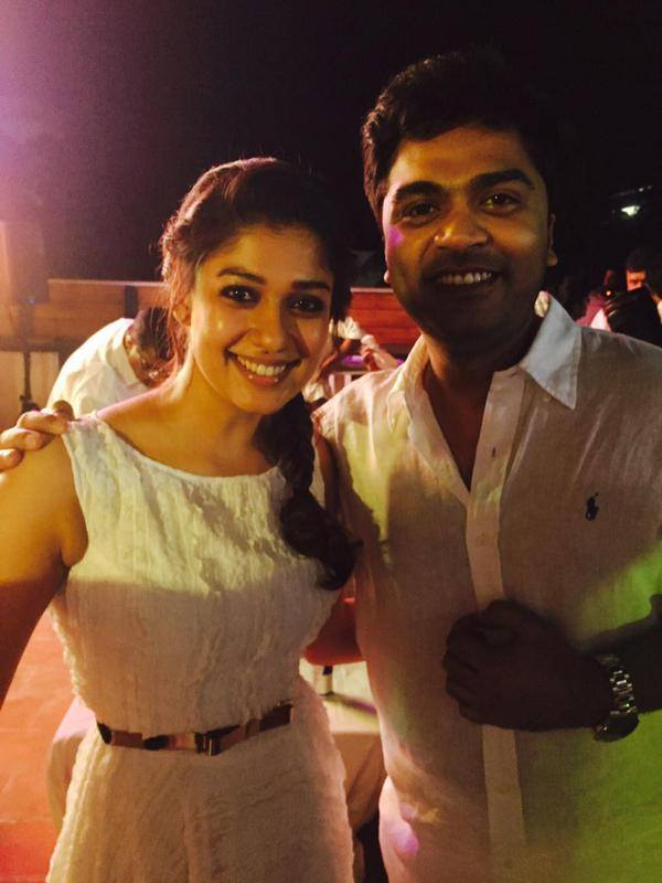 Tamil Actor Simbu Nayanthara Secrect Recent Meet Photos Leaked On Net