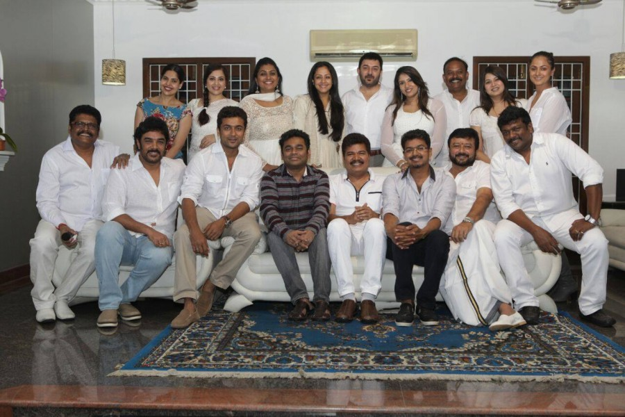 Kollywood Celebrities 90s Stars Meet Photos
