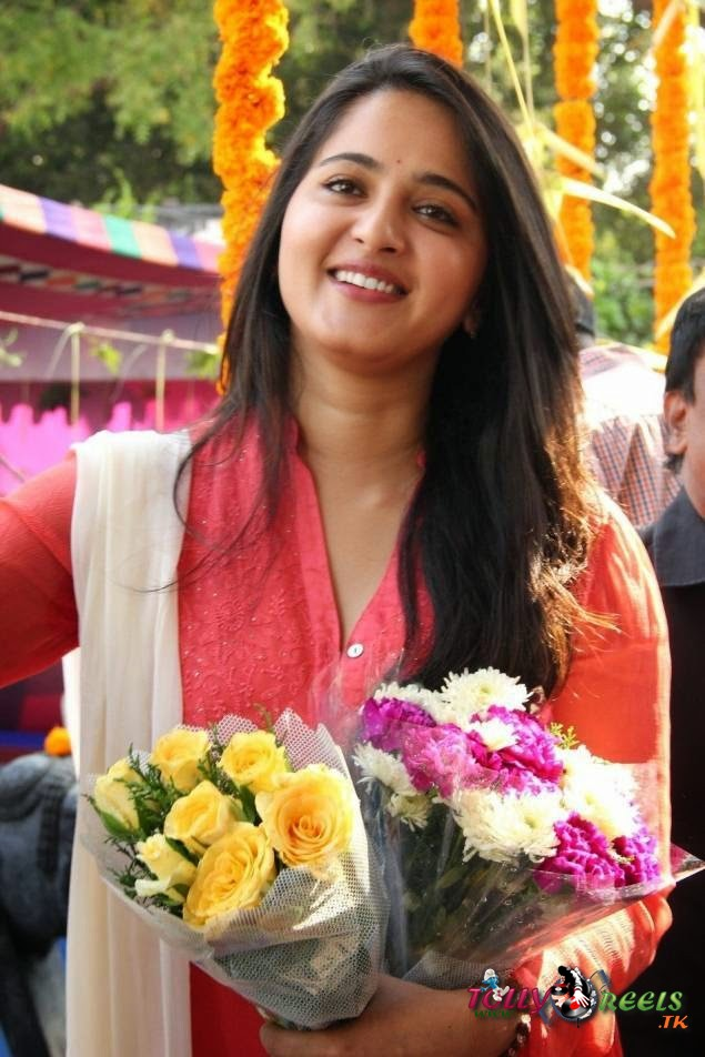 Image result for anushka shetty images in mirchi