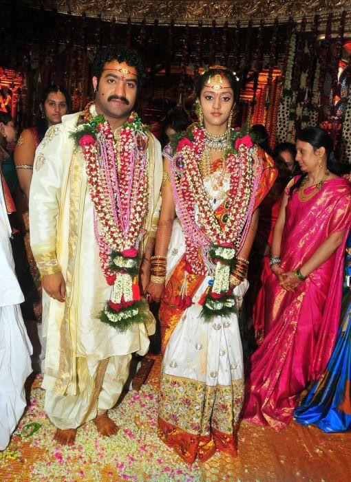 Telugu Actors Wedding Photos