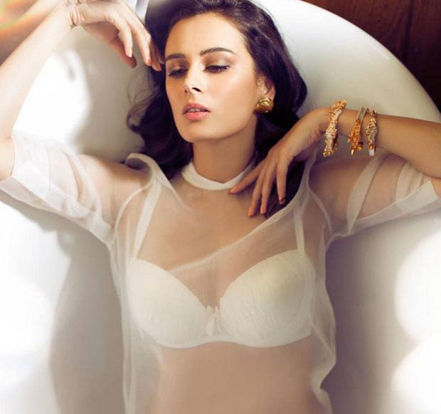 Evelyn Sharma Hot Photo Shoot For Maxim April 2015