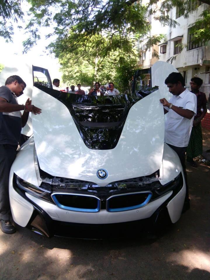 tamil hero ajith trip from pune to chennai in bmw k 1300 s bike