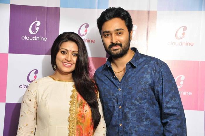 Sneha Inaugurates Cloud Nine Hospital Photos