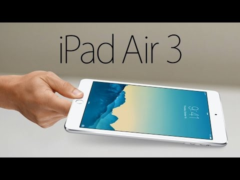 Apple iPad Air 3: Rumors & Expectations (2015) | Video Now