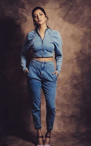 Shruti Haasan's Stunning Look In Denim!