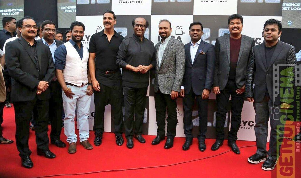 2.0 postponed, will not be a Diwali Release - Gethu Cinema