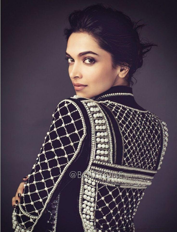 Deepika Padukone is on the  cover of Filmfare Magazine