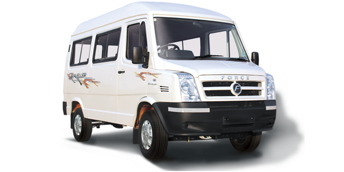 Tempo Traveller Hire in Mumbai - 14 Rs per km Book Online