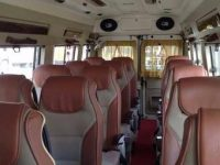 tempo traveller on rent In Delhi hire Luxury with A/C Tourist Cabs