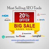 Group Buy Seo Tools Ahrefs,Semrush,Majestic, Moz Pro,Wordai