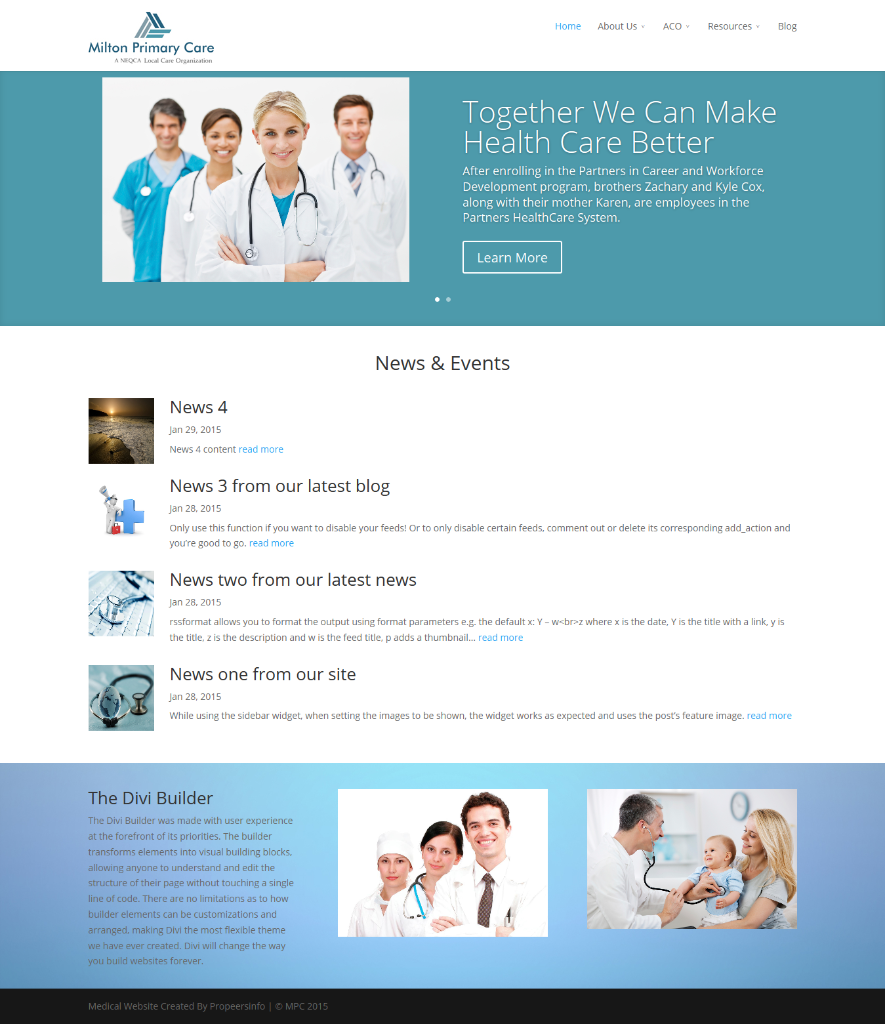 HealthCare Product and Solutions - PropeersInfo