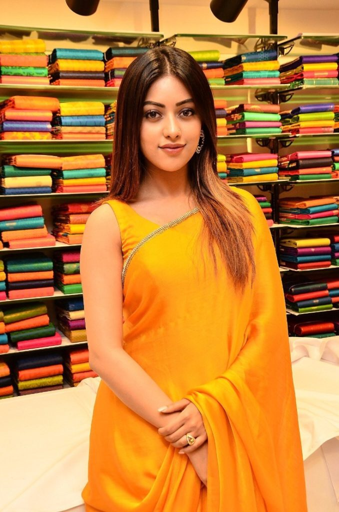 Anu Emmanuel Photos At KLM Fashion Mall Launch At Dilsukhnagar - south celebrities