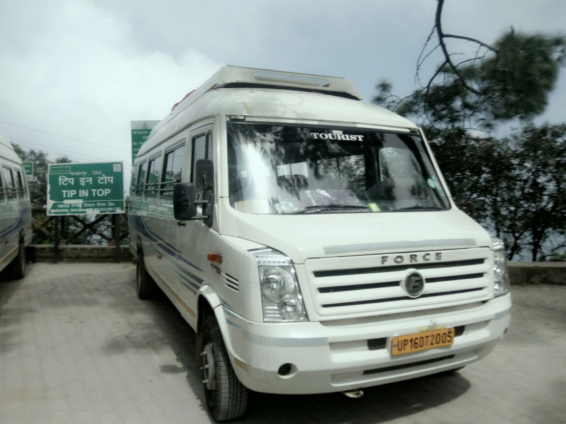 Hire Tempo Traveler on Rent in India