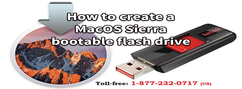 Call us 1877-232-0717 now for Mac OS Sierra operating system issues