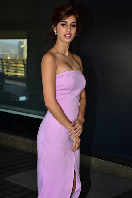 Disha Patani Baaghi 2 Promotions Stills | Indian Girls Villa - Celebs Beauty, Fashion and Entertainment