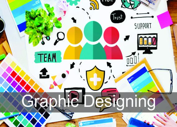 Graphics Designing Company in Bhopal