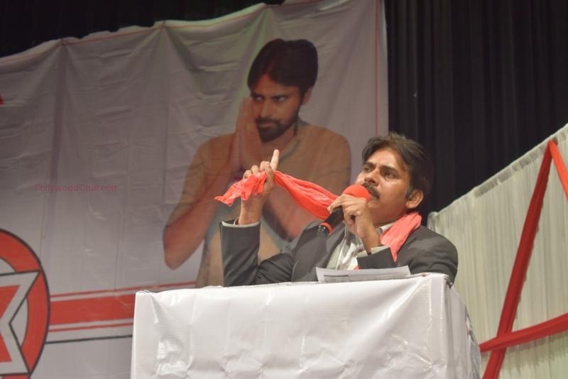 Janasena Chief Sri Pawankalyan Speech at Nashua Stills – Tollywood Chat