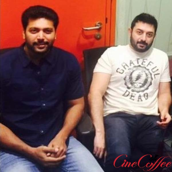 Jayam Ravi Aravind Swamy to rock again