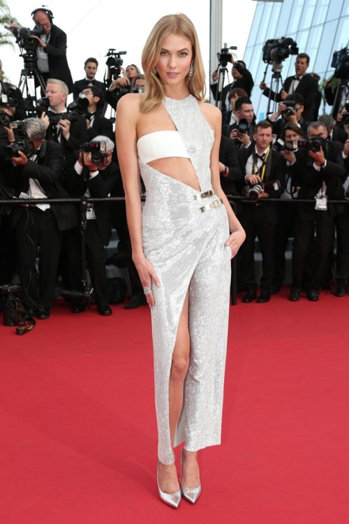 Karlie Kloss Hot Photos From Cannes 2015