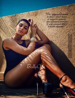 Nargis Fakhri Spicy Photo Shoots For Femina Magazine 2015 Photos        |         tollyreels