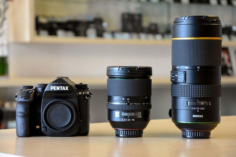 Don't Avoid These Key Points Of Choosing Pentax K1 SLR Camera