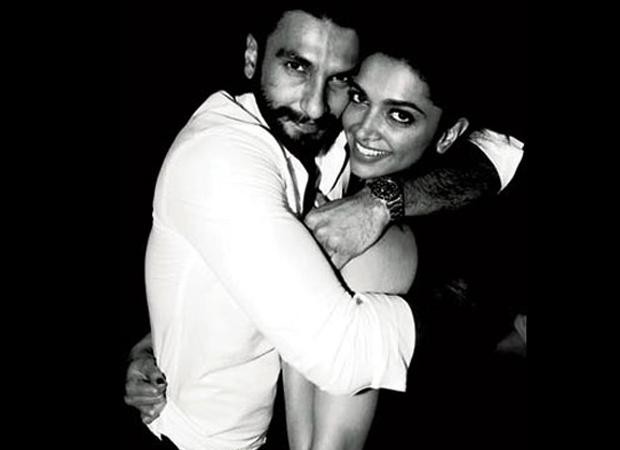 Deepika Padukone kisses Ranveer Singh at Madaari screening