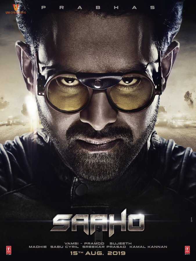 Saaho Movie Release Date Fixed on 15 August 2019 - ThePrimeTalks.com